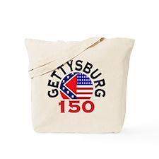 Gettysburg 150th Anniversary Civil War Tote Bag