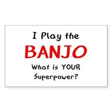 play banjo Decal