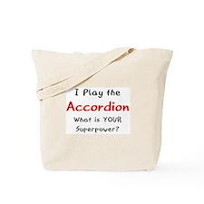 play accordion Tote Bag