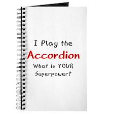 play accordion Journal