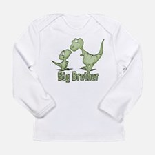 dinobro_big Long Sleeve T-Shirt