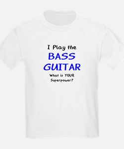 play bass guitar T-Shirt