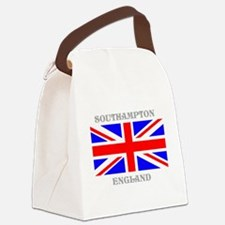 Southampton England Canvas Lunch Bag