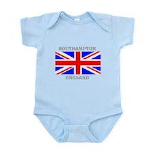 Southampton England Infant Bodysuit