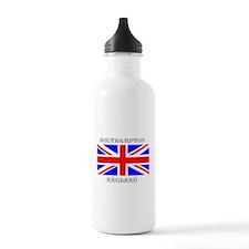 Southampton England Water Bottle