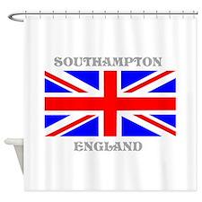 Southampton England Shower Curtain