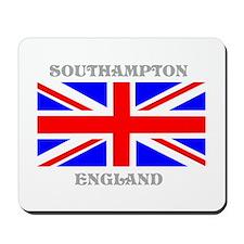 Southampton England Mousepad