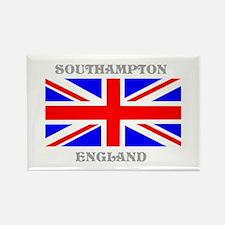 Southampton England Rectangle Magnet
