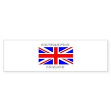 Southampton England Bumper Sticker