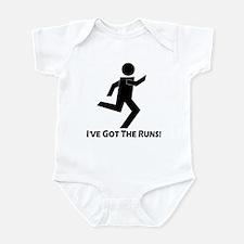 I've Got The Runs Infant Bodysuit