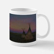 Tepees Small Mug