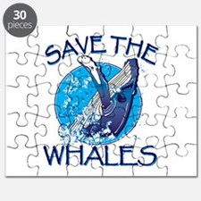 Save the Whales Puzzle