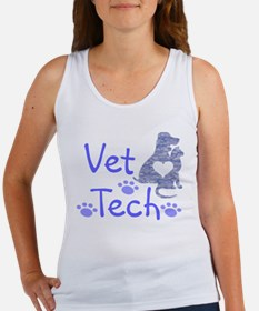 Vet Tech #110 Tank Top