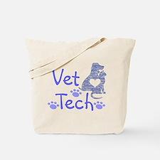 Vet Tech #110 Tote Bag