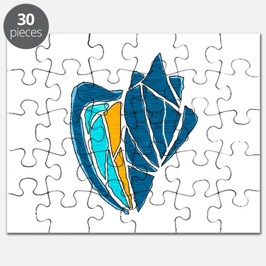 PROTECTED WATERS Puzzle