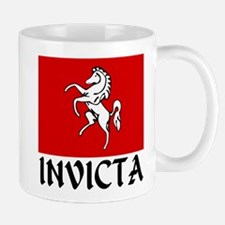 Kent Invicta Mugs