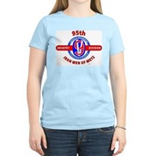 95TH Infantry Division Iron Men of Metz T-Shirt