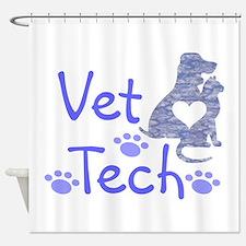 Vet Tech #110 Shower Curtain