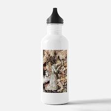 Goblin Market: precious golden lock Water Bottle