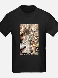 Goblin Market: precious golden lock T-Shirt