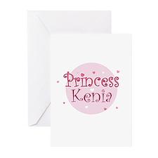 Kenia Greeting Cards (Pk of 10)