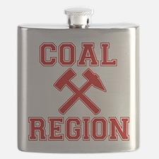 Coal Region X Flask