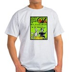 Wonderful Wizard of Oz Ash Grey T-Shirt