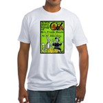 Wonderful Wizard of Oz Fitted T-Shirt