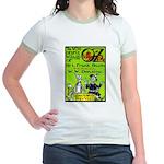 Wonderful Wizard of Oz Jr. Ringer T-Shirt