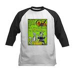 Wonderful Wizard of Oz Kids Baseball Jersey