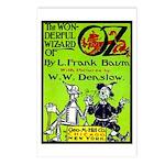 Wonderful Wizard of Oz Postcards (Package of 8)