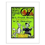 Wonderful Wizard of Oz Small Poster