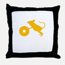 LRD #5 Green Mile Throw Pillow