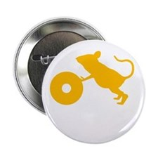 """LRD #5 Green Mile 2.25"""" Button"""