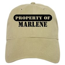 Property of Marlene Baseball Cap
