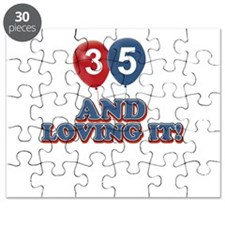 35 and loving it designs Puzzle