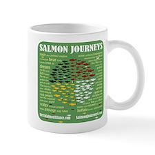 Salmon Journeys Mug