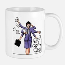 Multi-Tasking Woman Mug