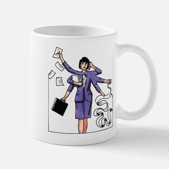 Multi-Tasking Woman Mug