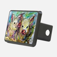 piglets, pig pair Hitch Cover