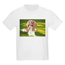 Happy Cavalier King Charles Spaniel Puppy T-Shirt