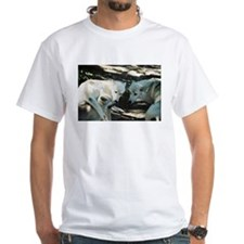 """Biting His Mother's Leg"" T-Shirt"