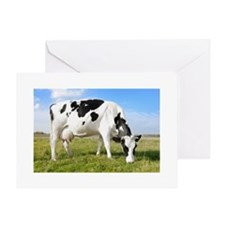 Udderly Awesome Greeting Card