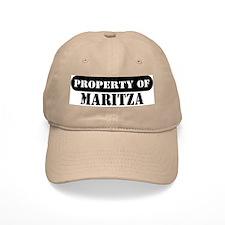 Property of Maritza Baseball Cap