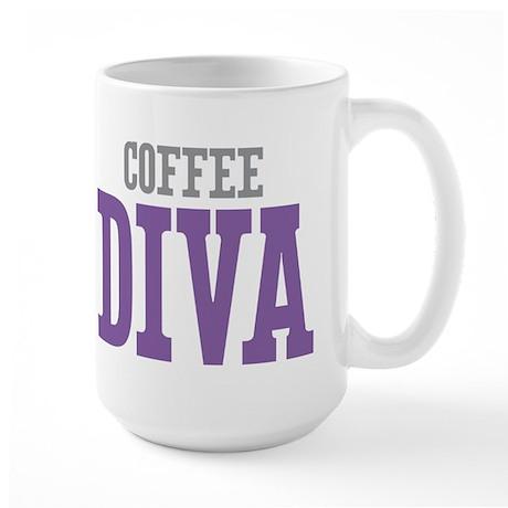 Coffee DIVA Large Mug