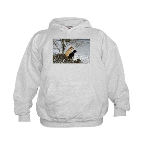 Learning the Ropes Kids Hoodie