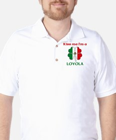 Loyola Family Golf Shirt