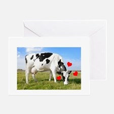 Udderly Adore You Greeting Card