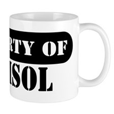 Property of Marisol Mug