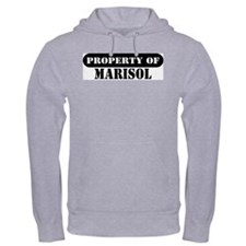 Property of Marisol Jumper Hoody